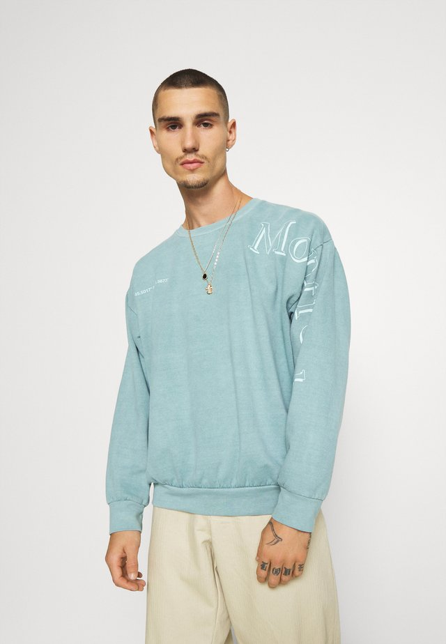 MONTREAL  - Sweatshirt - mint green
