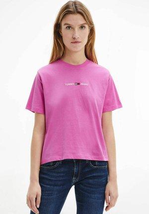 LINEAR  - Basic T-shirt - viola