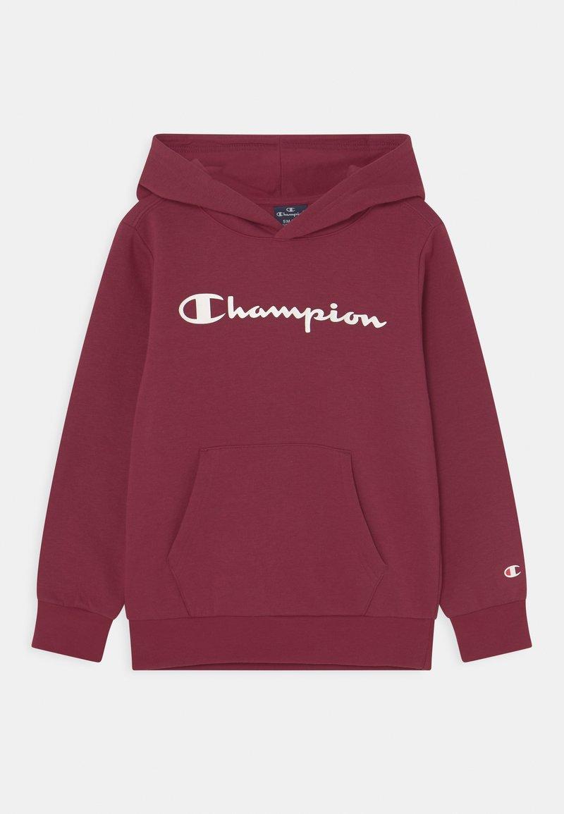 Champion - AMERICAN CLASSICS HOODED UNISEX - Bluza z kapturem - bordeaux