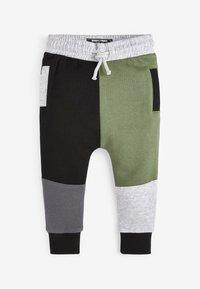 Next - SET - Zip-up hoodie - khaki - 3