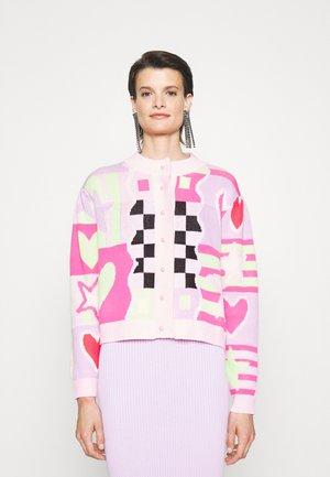 MADELINE - Cardigan - pink