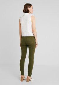 Pepe Jeans - SOHO - Jeans Skinny Fit - dark khaki - 2