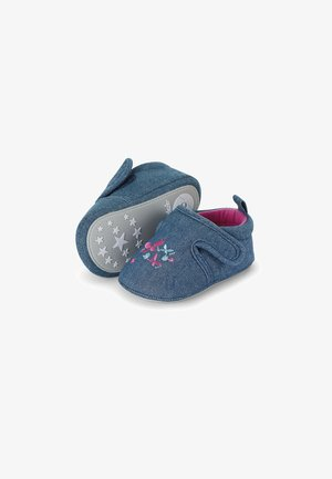 KRABBELSCHUH - First shoes - marine