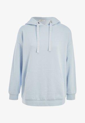 Hoodie - bleu pastel
