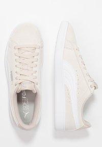 Puma - VIKKY - Trainers - silver gray/white/silver - 3