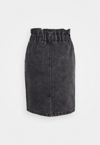 ONLY Petite - ONLMILLIE LIFE SKIRT - Pencil skirt - grey - 1