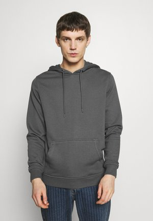 BASIC TERRY HOODIE - Hoodie - darkshadow