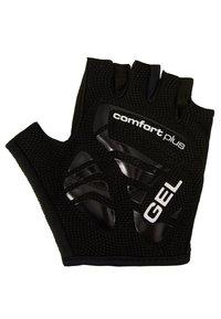 Ziener - CELAL - Kortfingerhandsker - black - 2