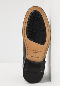 Hudson London - DARTMOOR - Lace-ups - black - 4