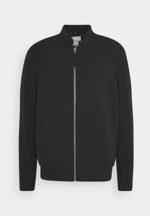 JOHNSON - Bomber Jacket - dark saphire