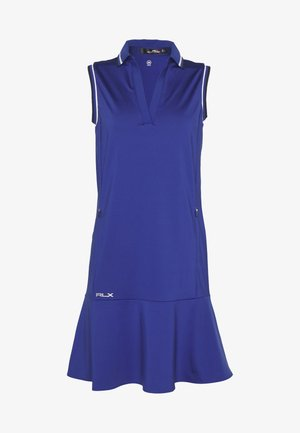 DRESS SLEEVELESS CASUAL - Sportklänning - royal navy