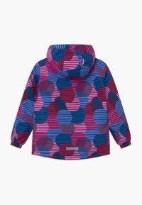 Color Kids - Snowboard jacket - beet red - 1