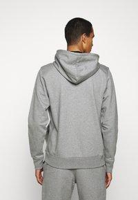 PS Paul Smith - MENS ZIP HOODY - Zip-up hoodie - mottled grey - 2