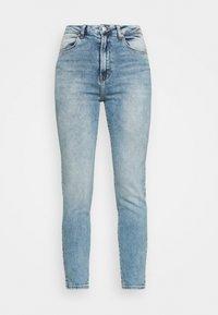 DORES - Straight leg jeans - mayra wash