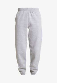 New Look - CUFFED JOGGER - Verryttelyhousut - mid grey - 4