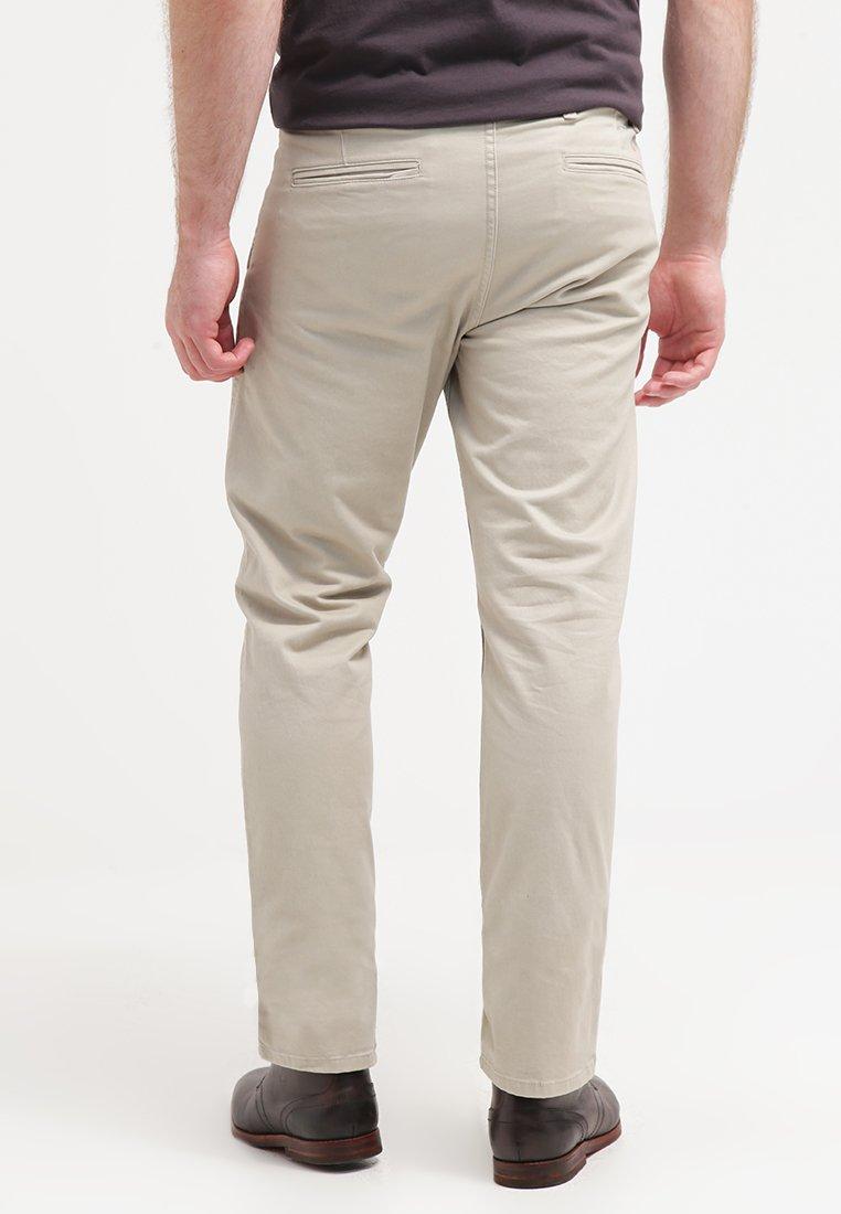 Dockers Alpha Original Pantalones Chinos Safari Beige Beige Zalando Es