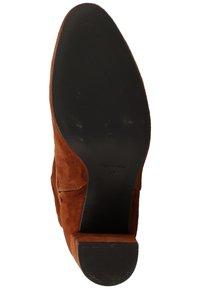 Scapa - High heeled boots - nociola/castagn - 4