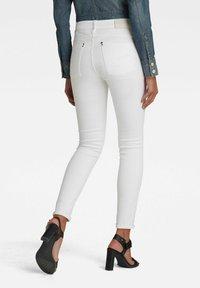 G-Star - LHANA  - Jeans Skinny Fit - white - 1