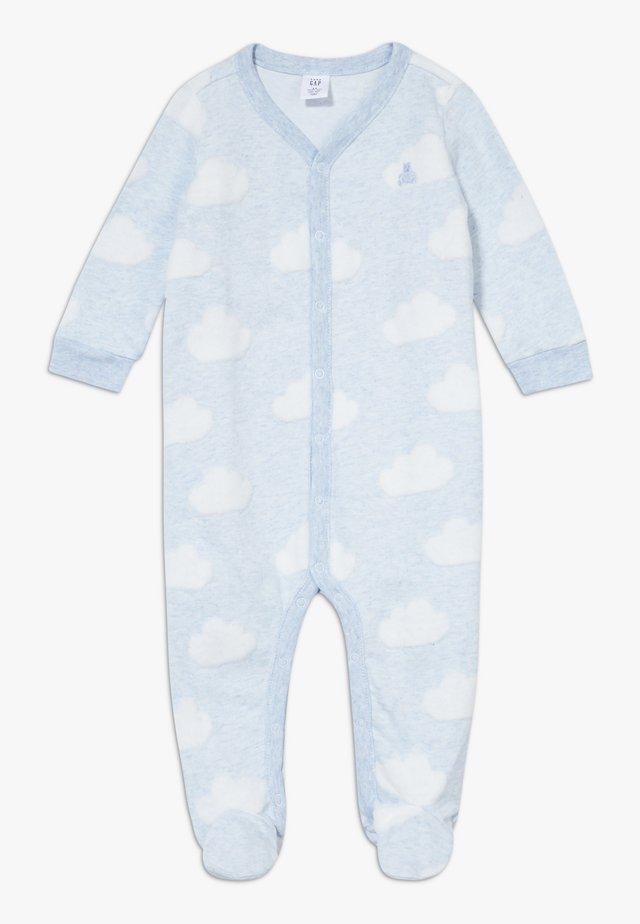 ICON  - Pyjamaser - blue heather