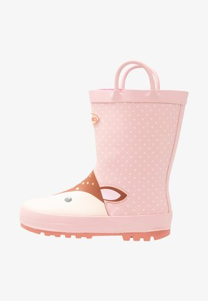 DILLON - Kumisaappaat - pink