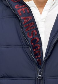 INDICODE JEANS - REGULAR  FIT - Winter jacket - navy - 5