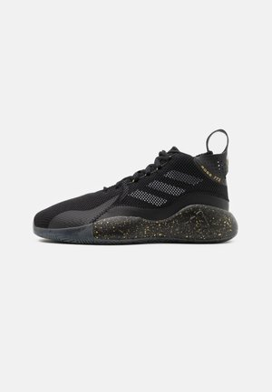 ROSE 773 2020 - Basketbalové boty - core black/gold metallic/footwear white