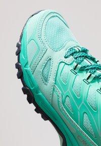 CMP - ZANIAH TRAIL SHOE - Chaussures de running - aquamint - 5