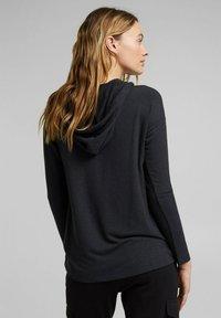 Esprit - FASHION - Long sleeved top - black - 2