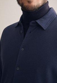 Falconeri - Shirt - stone blue denim - 4