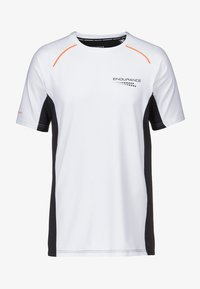 Endurance - MIT QUICK DRY TECHNOLOGIE - Print T-shirt - white - 0