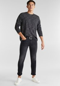edc by Esprit - Long sleeved top - black - 1