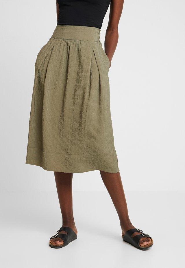 IMOLA SKIRT - A-line skirt - four leaf clover