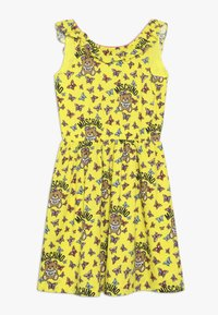 MOSCHINO - DRESS - Denní šaty - yellow - 0