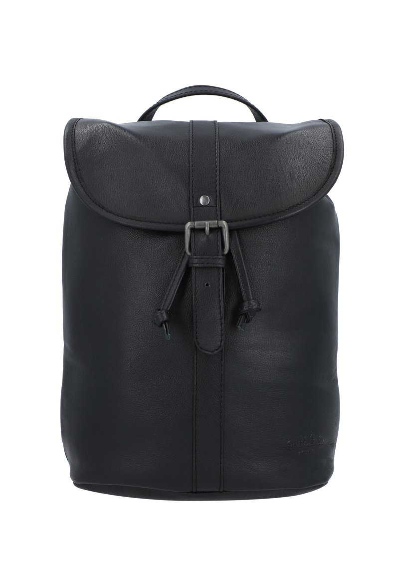 Gusti Leder - Plecak - black