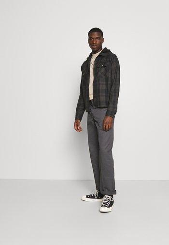 OVERSHIRT UNISEX - Summer jacket - dark grey