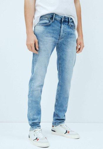 HATCH PKT - Slim fit jeans - denim