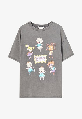 RUGRATS  - T-shirt con stampa - grey