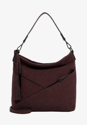 ROMY - Handbag - dar red