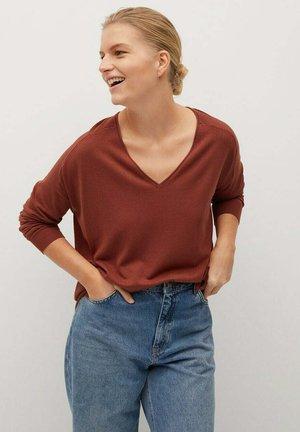 LISA - Pullover - cuivre