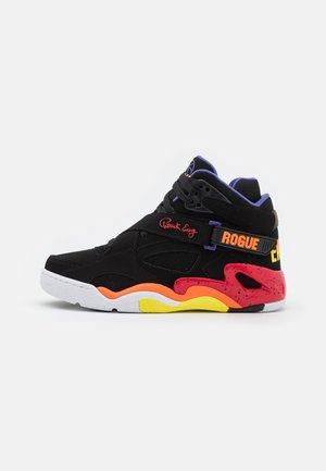 ROGUE X - Zapatillas altas - black/white/deep blue