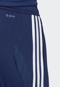 adidas Performance - TIRO 19 AEROREADY PRIMEGREEN SHORTS - Sports shorts - blue - 4