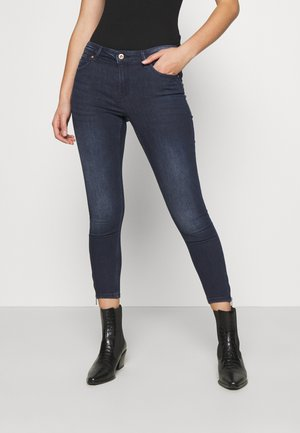 ONLKENDELL LIFE - Jeans Skinny Fit - dark blue denim
