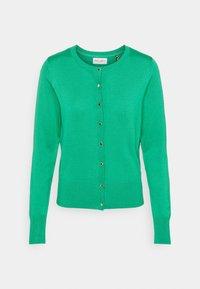 Lindex - CARDIGAN ANNA - Cardigan - strong green - 0
