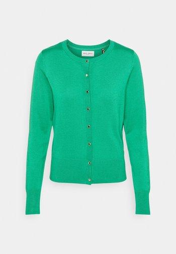 CARDIGAN ANNA - Cardigan - strong green