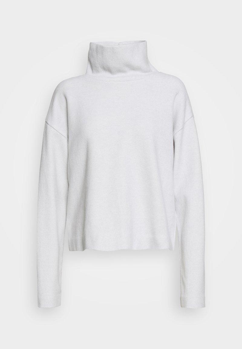 DRYKORN ELESA - Sweatshirt - grau/hellgrau nUkbAL
