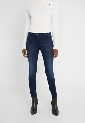 Jeans Skinny Fit - blue wash