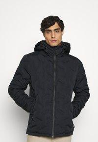 Solid - MARLO - Winter jacket - sulphur spring - 4