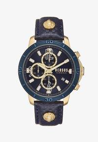 Versus Versace - BICOCCA - Cronografo - blue - 0