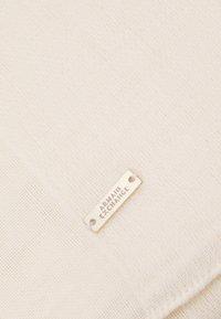 Armani Exchange - Bufanda - off-white - 2