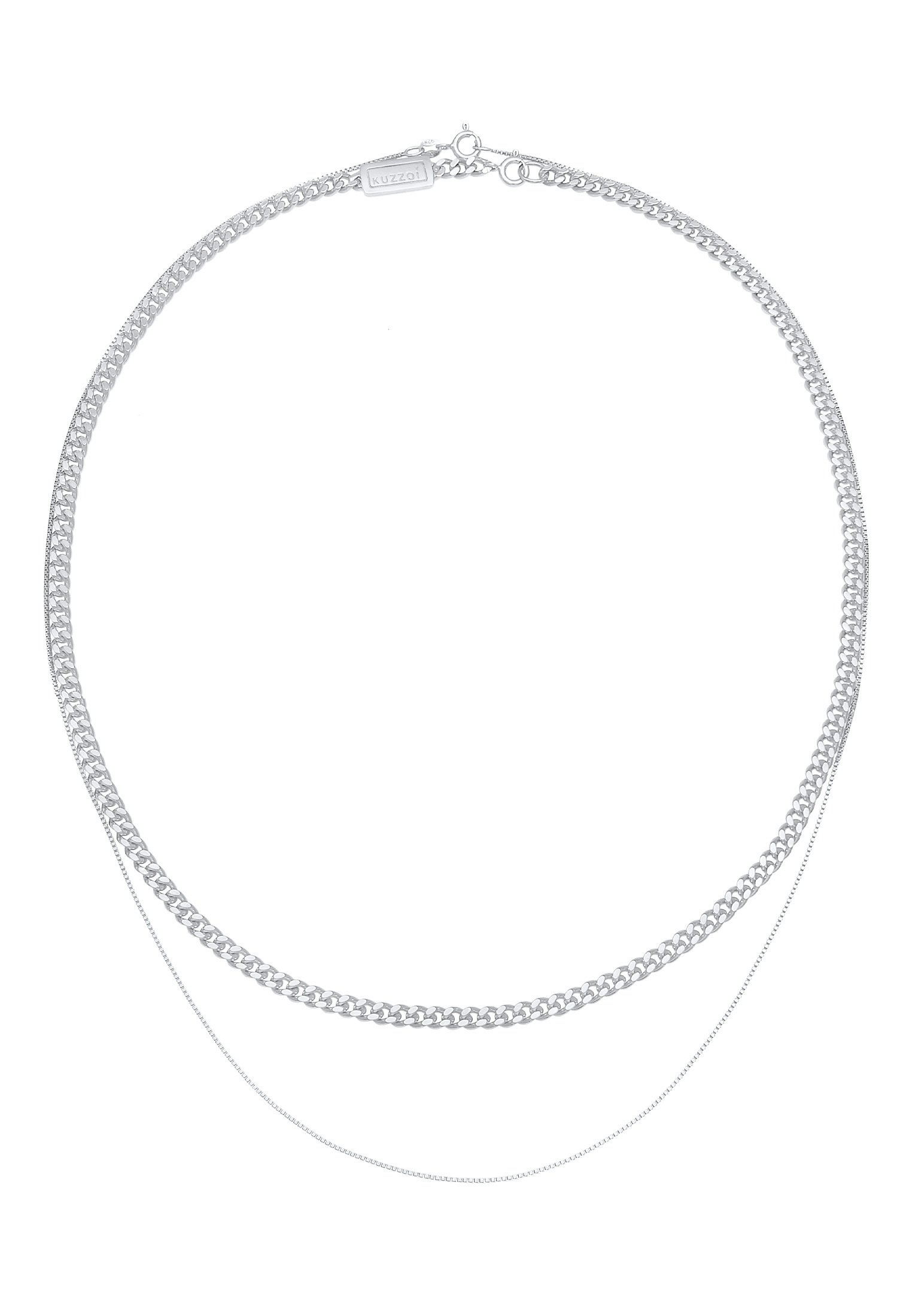 Homme 2 PACK BASIC - Collier